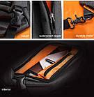 Сумка рюкзак c водоотталкивающим покрытием, фото 7