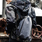 Сумка рюкзак c водоотталкивающим покрытием, фото 9