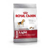 Royal Canin Medium Light сухой корм для собак средних пород склонных к избыточному весу - 3 кг