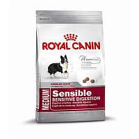 Royal Canin Medium digestive сухой корм для собак средних пород с чувствительным пищеварением - 3 кг