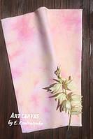 Ткань равномерного плетения ручного окраса А010