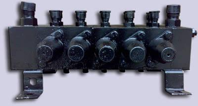 Гидрораспределитель опор У 319, фото 3