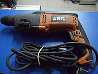 Будівельна техніка -> Перфоратор -> середній -> AEG -> KH 24E -> 2