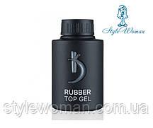 Kodi Top Rubber Gel каучуковый топ гель финиш 35мл