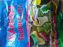 Конфеты *резиновые* HARIBO TROPIFRUTTI 100г из Венгрии