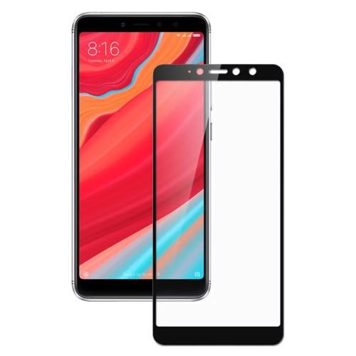 Защитное стекло 3D Black для Xiaomi Redmi S2
