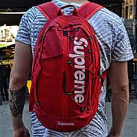 Рюкзак Supreme | Суприм | Красный