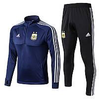 Футбольный тренировочный костюм Сборной Аргентины, 2018 сезона