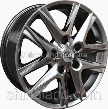Литые диски Replica Lexus D5042 8x18 5x150 ET43 dia110,1 (HB)