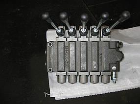 Гидрораспределитель моноблочный Badestnost Р80 (аналог РХ-346), фото 3