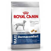 Royal Canin  maxi dermacomfort сухой корм для собак (раздражение кожи и зуд) - 3 кг