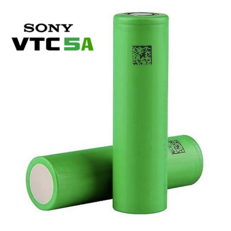 Sony US18650VTC5A 2600mah (до 35А) - високотоковий акумулятор для електронних сигарет. Оригінал