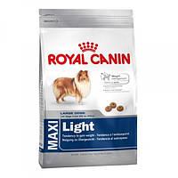 Royal Canin maxi light сухой корм для собак(склонность к избыточному весу) - 15 кг