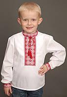 """Вышиванка для мальчика """"Срібло"""" ( арт. BX1-408.0.7 ), фото 1"""