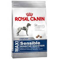 Royal Canin maxi digistive сухой корм для собак (чувствительное пищеварение) - 15 кг