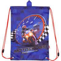 "Сумка для обуви Kite K18-600S-10 ""Motocross"" (43-31 см)"