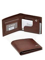 Мужское портмоне Dr.Bond М6130 brown, фото 1