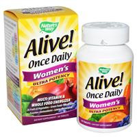 Витамины для женщин, Nature's Way, 60 таблеток