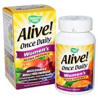 Витамины для женщин, Nature's Way, 60 таблеток, фото 1