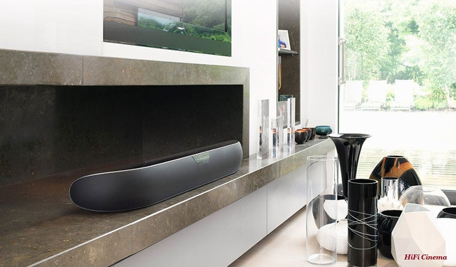 Bowers & Wilkins Panorama 2 Home Theater