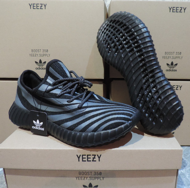 6d597c79 Новинка. Фабричный Вьетнам, оригинальная копия модели Adidas Yeezy Boost  SPLY V2, в стиле Zebra от Канье Уэста, разработанной в колаборации с Adidas  ...
