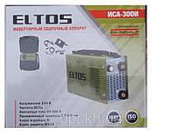 Инверторный сварочный аппарат Eltos ИСА-300И в чемодане
