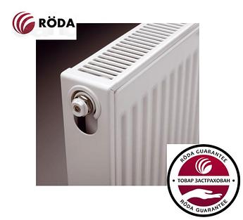 Стальные радиаторы отопления Roda Eco *тип 22* 500*1000