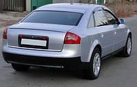 Бленда козырек спойлер на заднее стекло Audi A6 C5