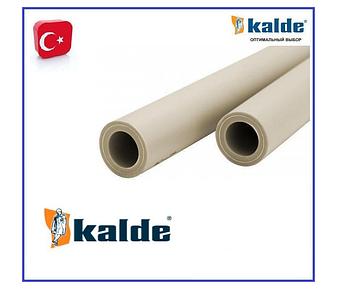 Полипропиленовая труба Kalde d32 PPSupper oxi Pipe (Алюминий)