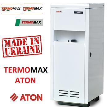 Газовый напольный котёл Aton TermoMax-A 12.5E (12 Квт) Дымоходный.