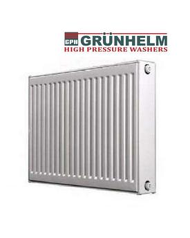 Стальные панельные радиаторы Grunhelm 22 тип 500*1800 (нижнее  подключение)