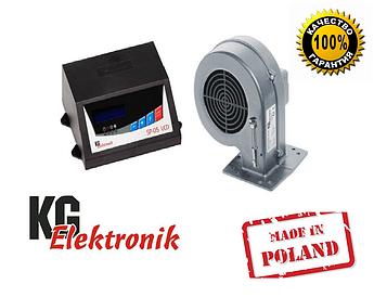 Автоматика для котлов KG Elektronik SP-05 + вентилятор DP-02. Производство Польша !!!