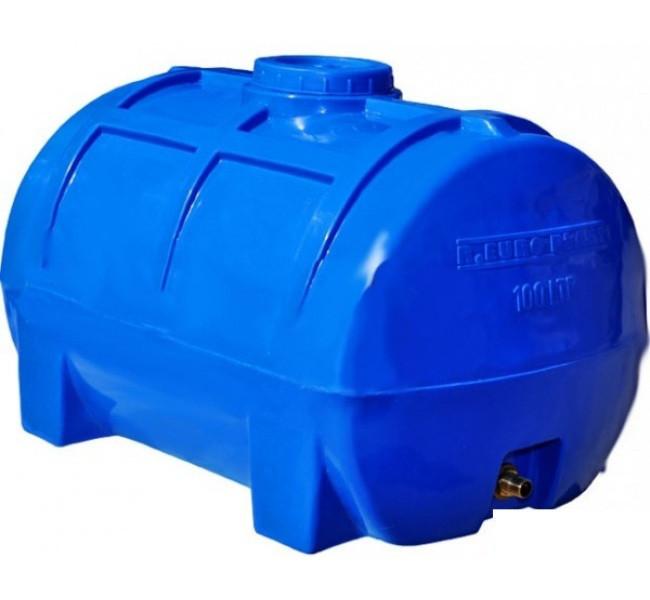 Емкость пластиковая Roto EuroPlast RGO 250 л горизонтальная однослойная