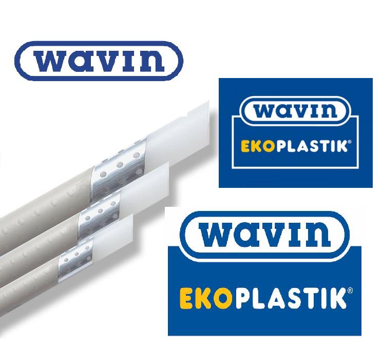 Труба полипропиленовая Wawin Stabi Plus pn28 d25 Ecoplastik
