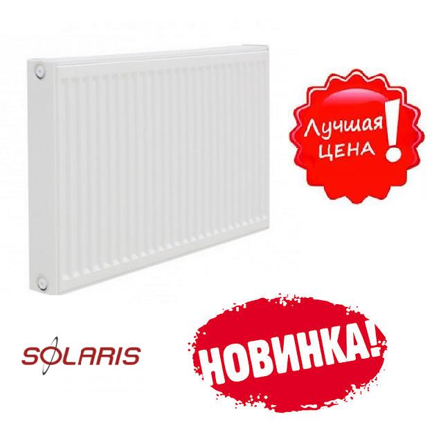 Стальной радиатор Solaris 22 тип 500*1500