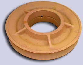 Блок полиспаста (блочок канатний) автокрана, фото 3