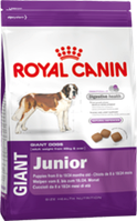 Royal Canin Giant Junior сухой корм (старше 8 месяцев) - 4 кг