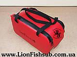 """Сумка LionFish.sub Кейс в лодку, Грузоподъёмность до 70кг. Герметичный """"Органайзер"""" из ПВХ, фото 7"""