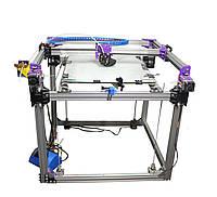 3D принтер Goliaf для мелких и больших изделий+обучение и инструкция