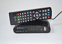 Q-Sat Q-125 IPTV - Т2 Тюнер DVB-T2 AC3 Dolby