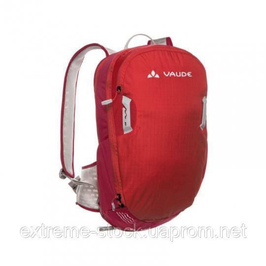 Велосипедный рюкзак Vaude Aquarius 9 + 3 л гидратор, красный