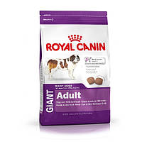 Royal Canin - Giant Adult (старше 18/24 месяцев) - 15 кг