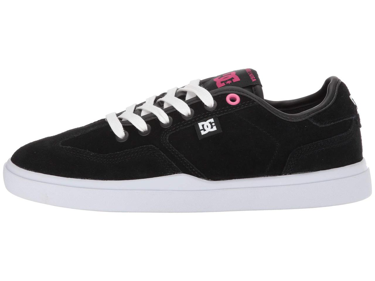 Кроссовки Кеды (Оригинал) DC Vestrey SE Black White Pink  продажа ... 080db881fb