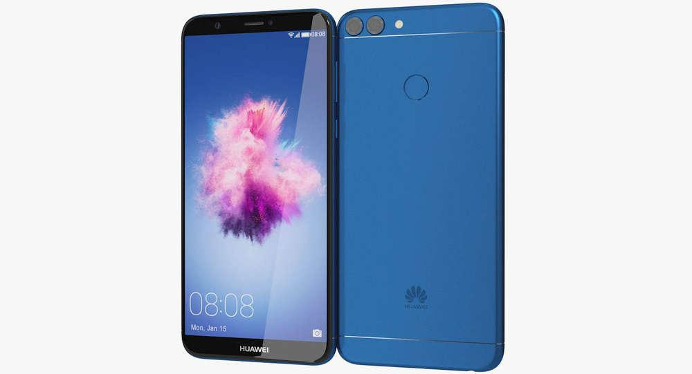 Смартфон Huawei P Smart 3/32GB Blue