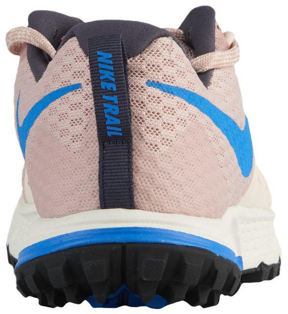 72ced298bd3 ... Кроссовки Кеды (Оригинал) Nike Air Zoom Wildhorse 4 Particle Beige Signal  Blue ...