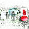 Мотокоса Eurotec 33.6 куб.см, с ножом и леской, 3.6 кВт, бензокосилка, коса, бензокоса, фото 10