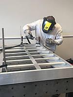 Сварка металлоконструкций, металлоконструкции на заказ, стеллажи на заказ из металла.