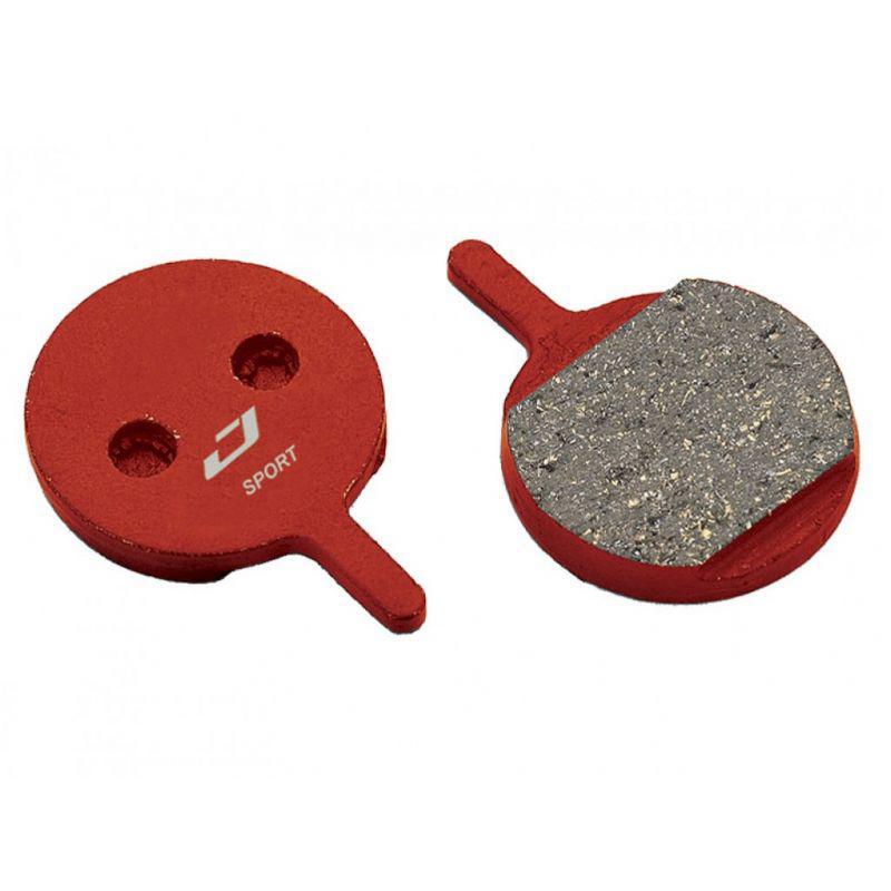 Колодки тормозные диск JAGWIRE Red DCA002 (2 шт) - Magura Clara 2000, Louise 1999-2001