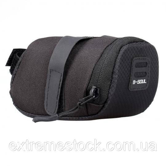 Подседельная сумка B-Soul Mini Bag, чёрная