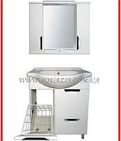 Мини-комплект мебели для ванной Грация Т4К Z11 75, фото 1